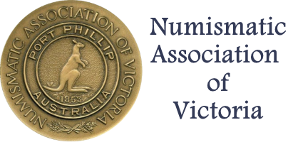 The Numismatic Association of Victoria