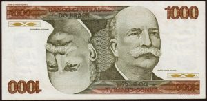 Double Portrait Note from Brazil