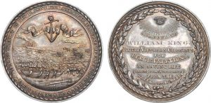 Admella Medal on show at Warrnambool Coin Fair