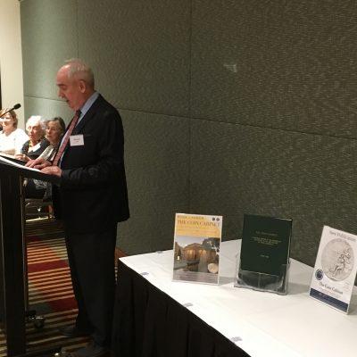 Bernie Begley introduces Peter Lane's new work