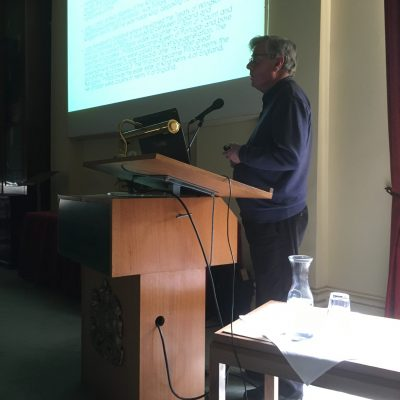 "David Mee talk on ""Secret Portuguese Business"""