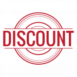 New Sponsor & Discount Offer