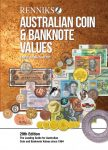 New Book: Renniks Australian Coin & Banknote Values 29th Edition
