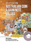 New Book: Renniks Australian Coin & Banknote Values 29th Edition